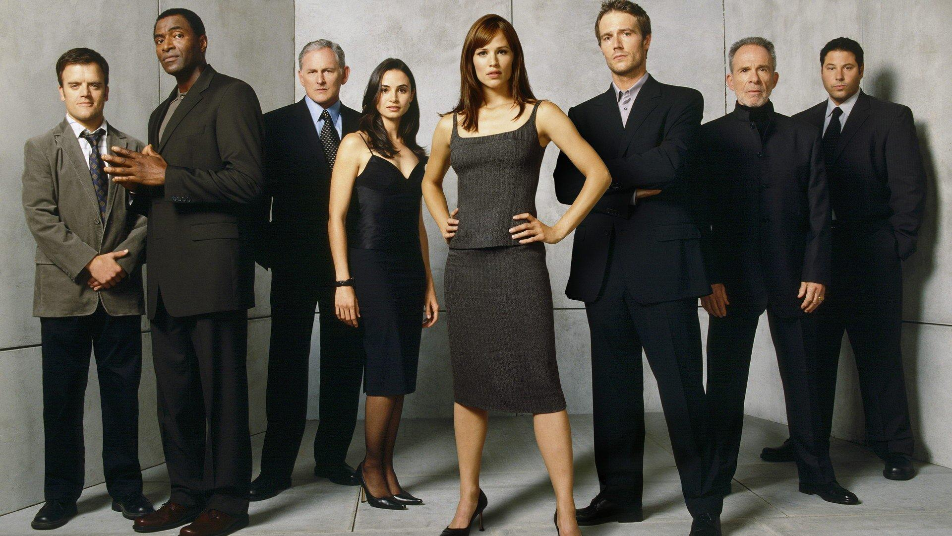 Alias cast photo